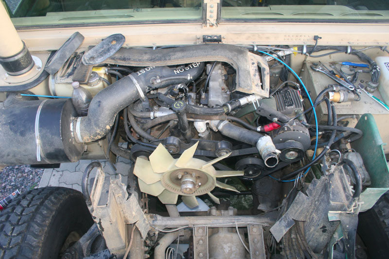 Serpentine Belts  G503 Military Vehicle Message Forums